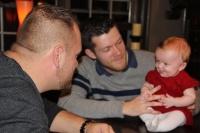 adoptive family photo - Brandon