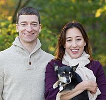 Jane and Dustin - Hopeful Adoptive Parents