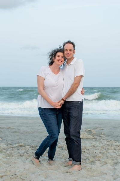 Brad & Johanna