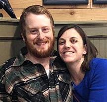 Jess and Nick - Hopeful Adoptive Parents