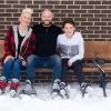 Jordan, Kate, & Payton - parents hoping to adopt a baby