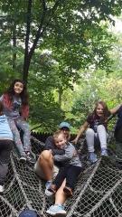 adoptive family photo - Corinne writes this about Adrienne