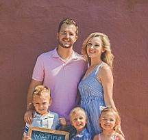 Sessily & Brad - Hopeful Adoptive Parents