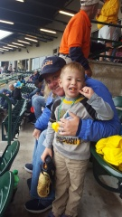 adoptive family photo - Adrienne writes this about Corinne