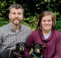 Meg & Eric - Hopeful Adoptive Parents