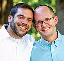 David and Matt - Hopeful Adoptive Parents