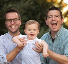 CJ & Patrick + Jack - Hopeful Adoptive Parents