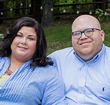 Erin & Russell - Hopeful Adoptive Parents