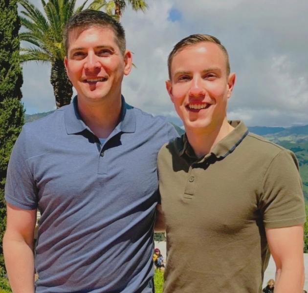 Ryan & Brent