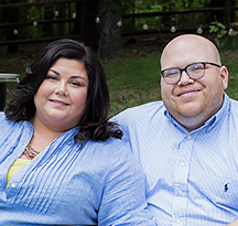 Erin & Russell - Hopeful Adoptive Parents