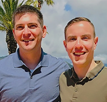 Ryan & Brent - Hopeful Adoptive Parents