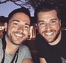 Brandon & Tyler - Hopeful Adoptive Parents
