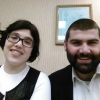 Eliot & Elisheva - parents hoping to adopt a baby