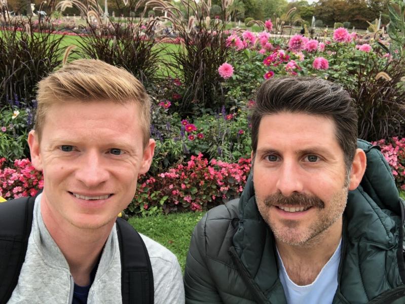 Matt & Todd