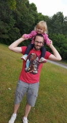 adoptive family photo - Craig
