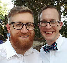 Tim & Zach - Hopeful Adoptive Parents
