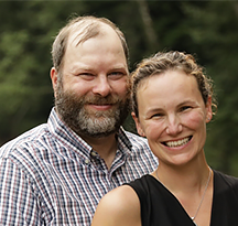 Kelly & Derek - Hopeful Adoptive Parents