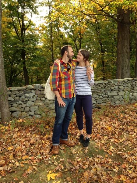 Matt and Amber