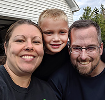 Joe and Sarah - Please Call or Text anytime! 716-346-4292 - Hopeful Adoptive Parents