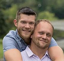 John & Brandon - Hopeful Adoptive Parents