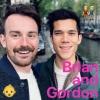 Brian and Gordon Adopt ☺️☺️☺️