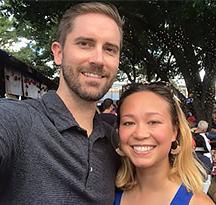Justin & Maya - Hopeful Adoptive Parents