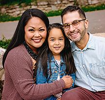 Chris & Vanessa - Hopeful Adoptive Parents