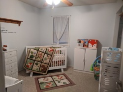photo of adoptive family's home