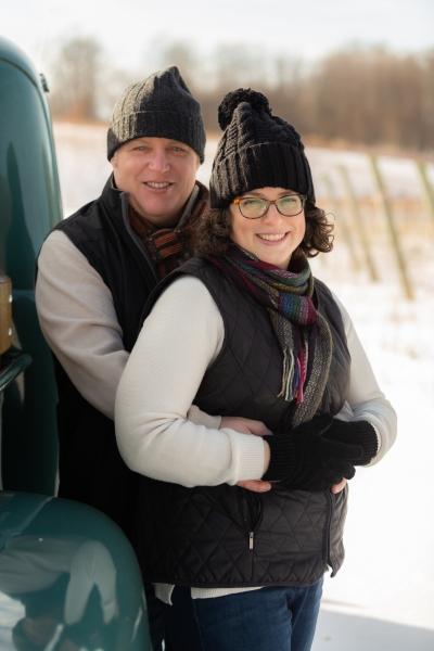 Anna & Sean