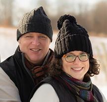Anna & Sean - Hopeful Adoptive Parents