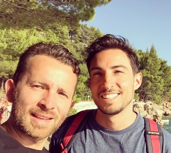 Carlos & Geoffrey
