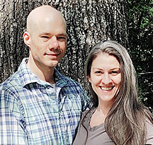 Mike and Christy - Hopeful Adoptive Parents
