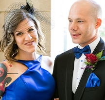 Mike and Christy - Hopeful Adoptive Parents