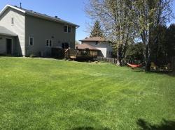 photo of adoptive family's home