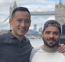 Steven & Luis - Hopeful Adoptive Parents