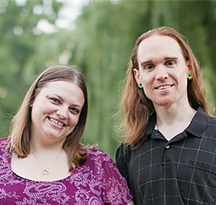 Brian & Jessica - Hopeful Adoptive Parents