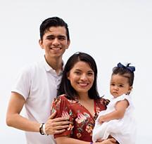 Kenn & Addi - Hopeful Adoptive Parents