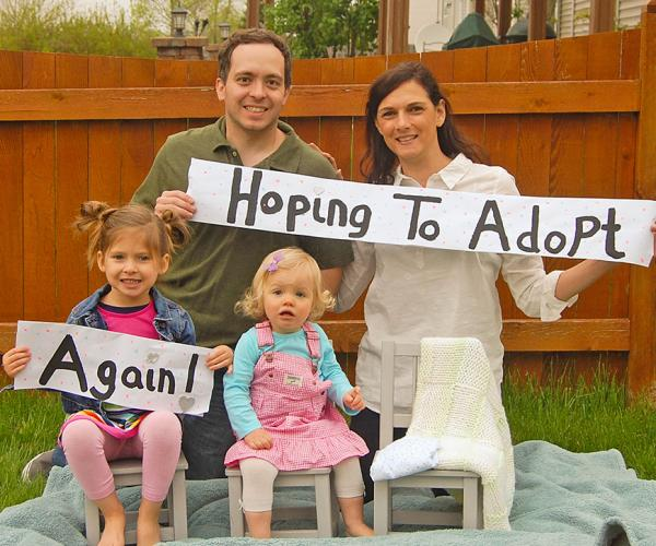 adoption success story - Two Adoptions in Three Years—And Now Waiting for Another Blessing