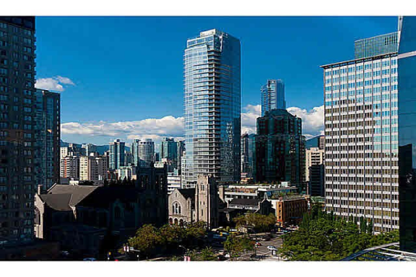 2206 1028 BARCLAY STREET, Vancouver