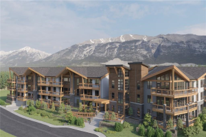 #109 106 Stewart Creek Rise  , Canmore