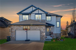 28 CRYSTAL GREEN DR , Okotoks