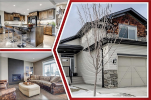 301 CRYSTAL GREEN RI , Okotoks