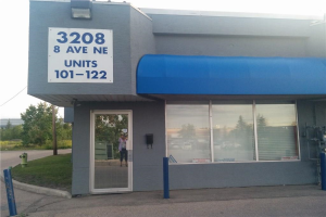 #101  3208 AV NE, Calgary