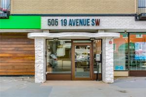 #308 505 19 AV SW, Calgary