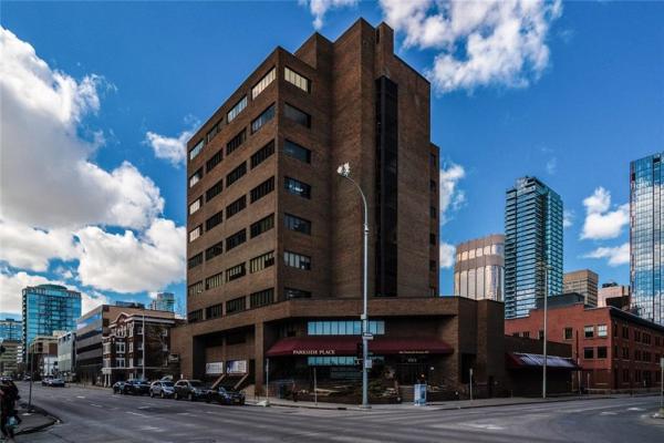 #126 602 12 AV SW, Calgary