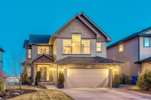 332 RAINBOW FALLS WY , Chestermere