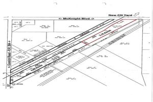 0 MCKNIGHT EAST- 3.16 ACRES IN CONRICH BV , Conrich