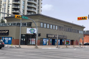 #201 1104 6 AV SW, Calgary