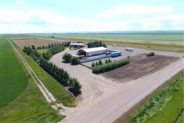 274047 Twp Rd 144 - N. of Stavely  , Rural Willow Creek M.D.
