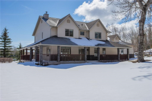 254160 BEARSPAW RD, Rural Rocky View County